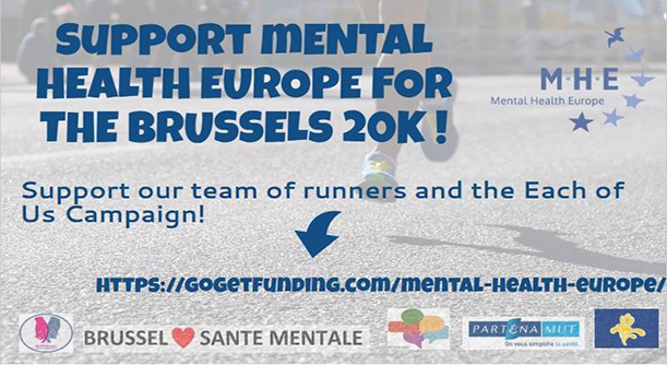 Running The Streets For A Good Cause Mental Health Europe